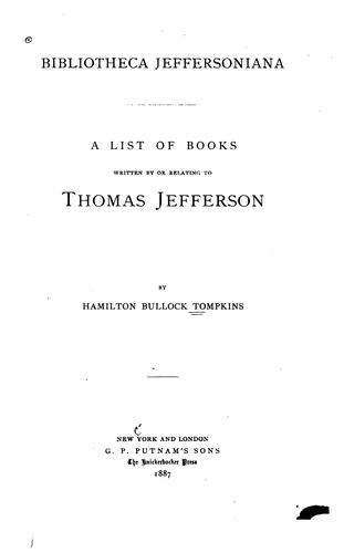Bibliotheca Jeffersoniana