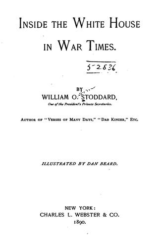 Download Inside the White House in war times