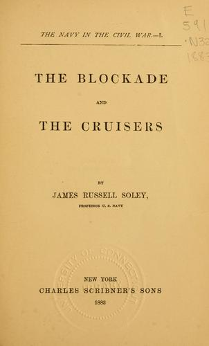 Download The blockade and the cruisers