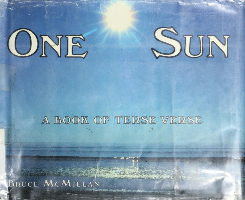 One sun by Bruce McMillan