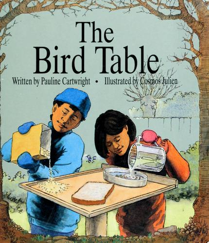 The Bird table by Pauline Cartwright
