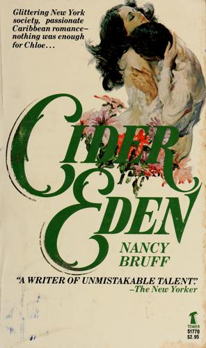Cider from Eden by Nancy Bruff