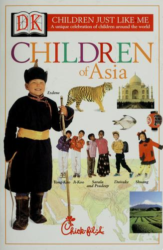 Children of Asia by Barnabas Kindersley