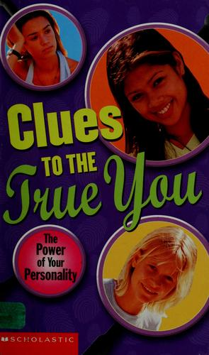 Clues to the true you by Julia Marsden