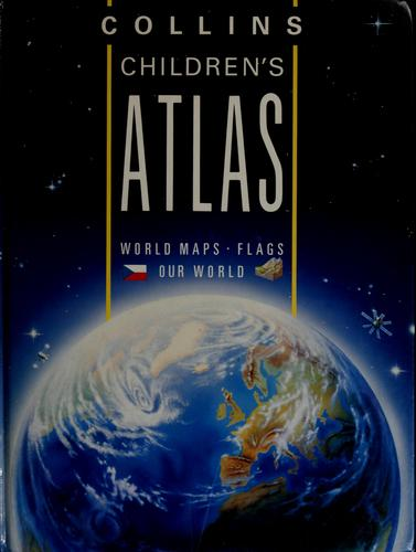 Collins children's atlas by Michael Cooper, Michael Cooper