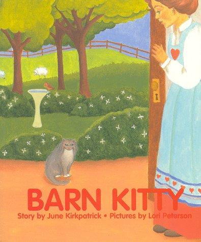 Barn Kitty by June Kirkpatrick