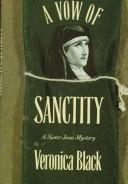 A vow of sanctity by Veronica Black