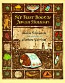 My first book of Jewish holidays by Maida Silverman