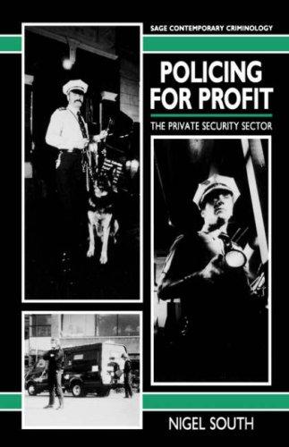 Policing for Profit by Nigel South