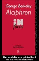 Alciphron, or, The minute philosopher