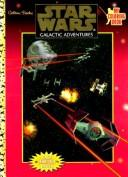 Galactic Adventures (Star Wars Coloring Book) by Golden Books