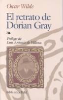 El retrato de Dorian Gray by Oscar Wilde