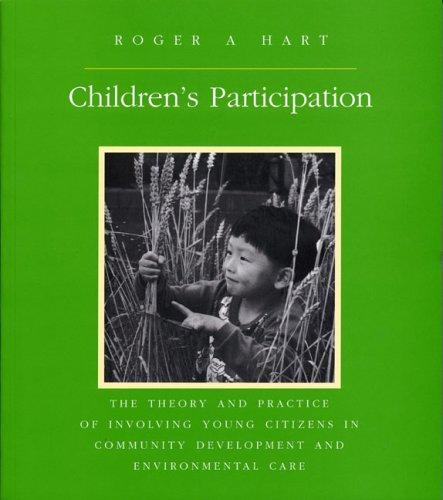 Children's Participation by Roger Hart