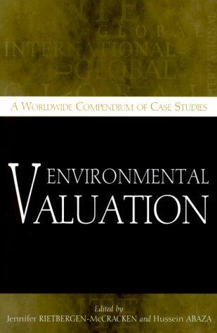 Environmental valuation by