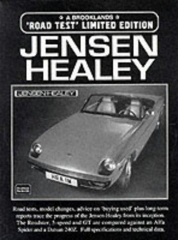 Jensen-Healey Limited Edition 1972-1976 by R.M. Clarke