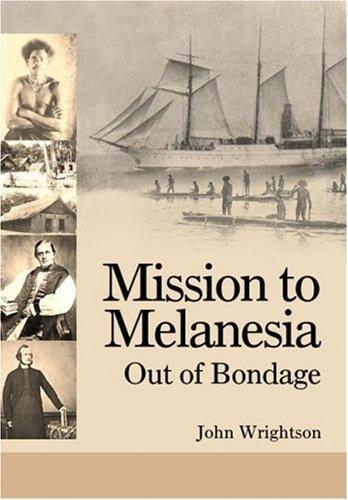 Mission to Melanesia by John Wrightson