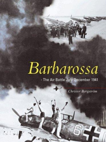 Barbarossa by Christer Bergstrom