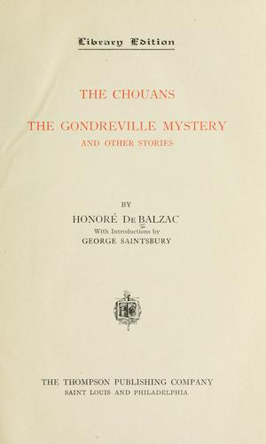 Works by Honoré de Balzac